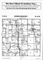 Map Image 028, Mahaska County 1993